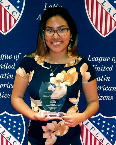 LULAC Award
