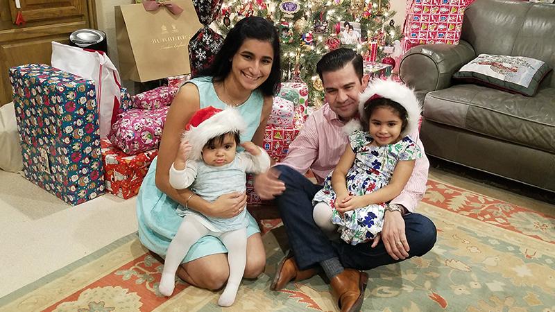 Marcos Gutierrez family