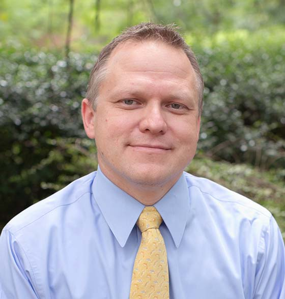 Scott Burnotes-Assistant Vice President of Campus Safety