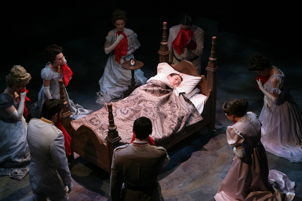 The Secret Garden at the Mary Moody Northen Theatre