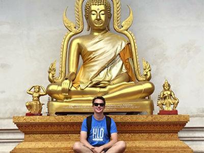 Anthony Fragapane Chiang Mai