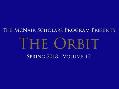 The Orbit Spring 2018