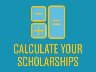 Calculate Your Scholarship