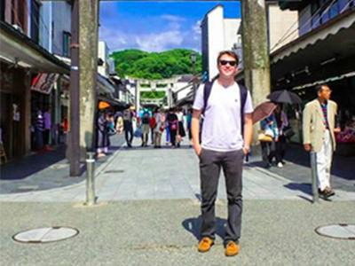 Anthony Fragapane, Japan