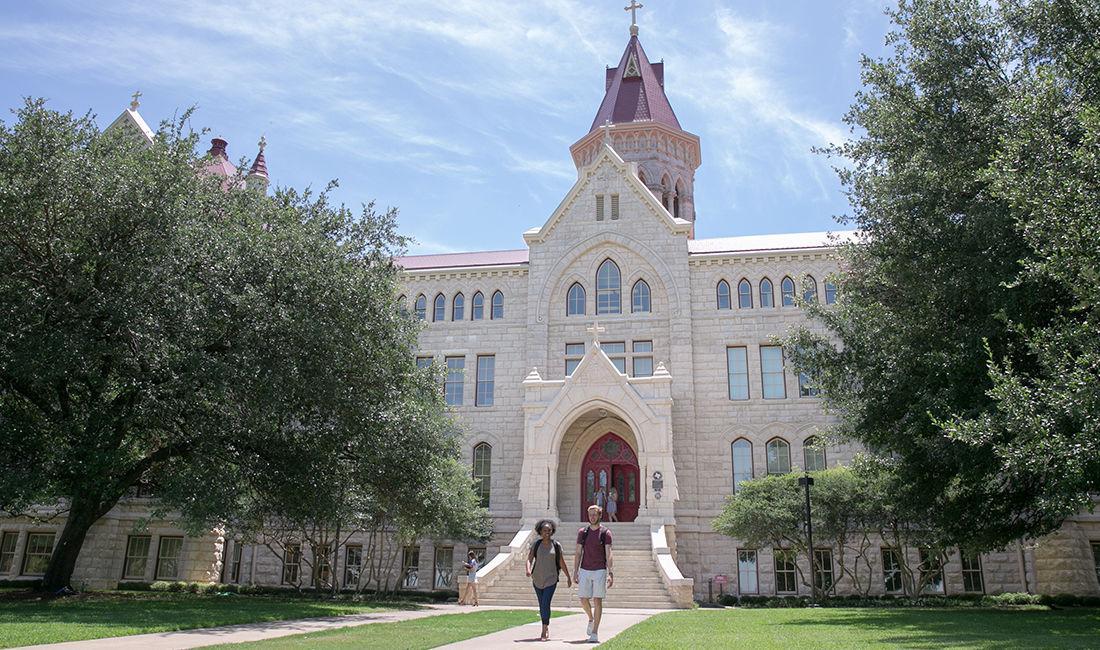 St Edwards University >> History St Edward S University In Austin Texas