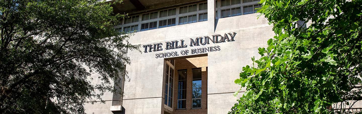 Bill Munday School of Business - desktop