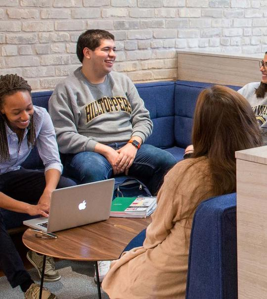 How Students Grow on the Hilltop