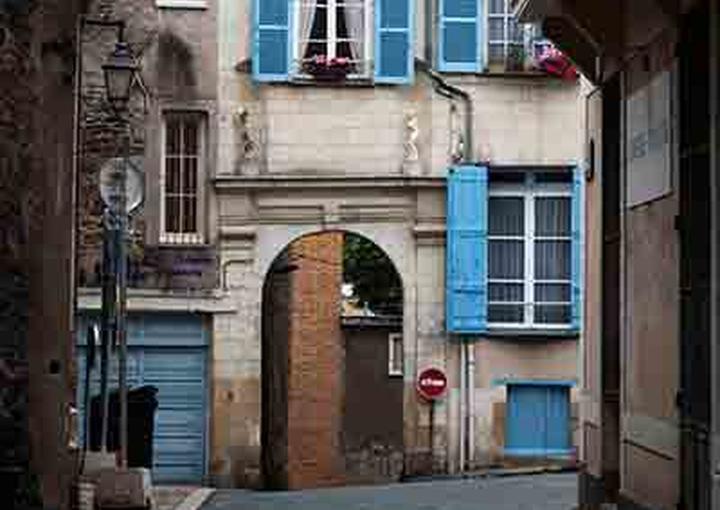 St. Edward's in France