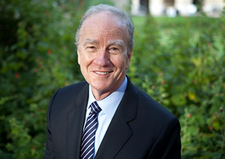 George E. Martin, PhD, President of St. Edward's University