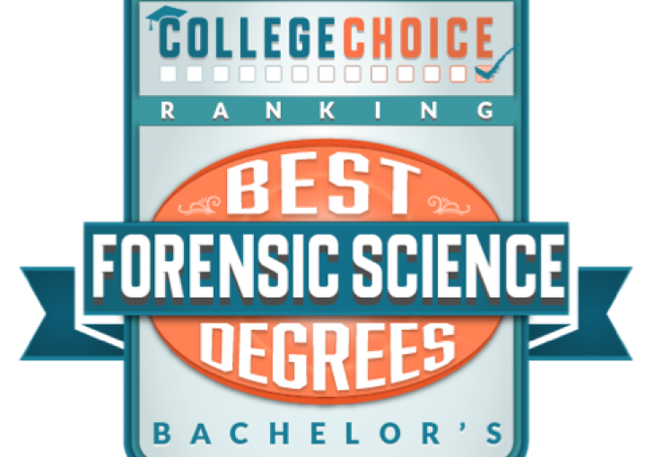 Named Among Best Forensic Science Programs