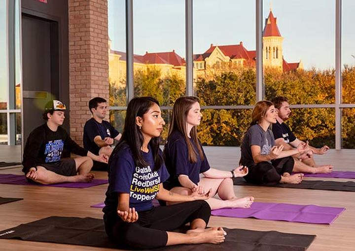 Wellness: A Key To College Success