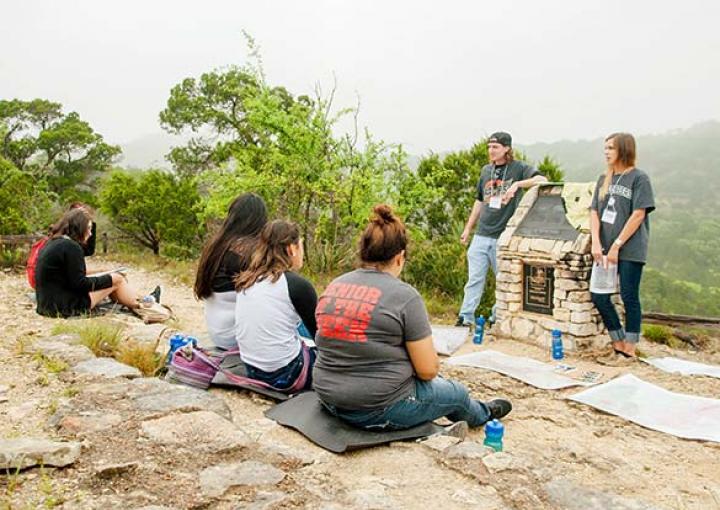 Trail Guide Training Program