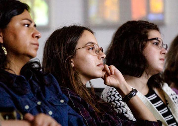 A New Bible Captivates Campus