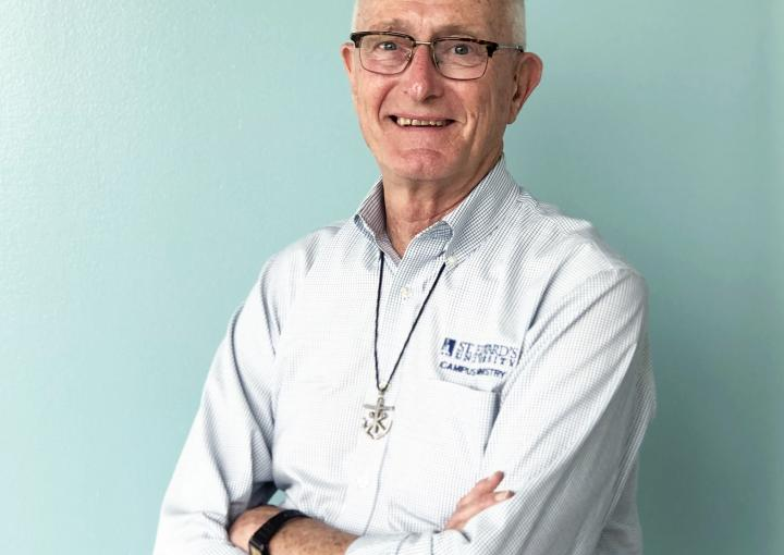 Brother Larry Atkinson, CSC, '70– Alumni Service Award