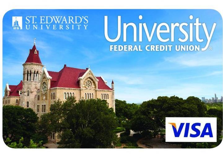 St. Edward's Alumni Affinity Card