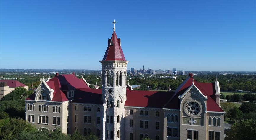 St Edward S University In Austin Tx A Catholic University