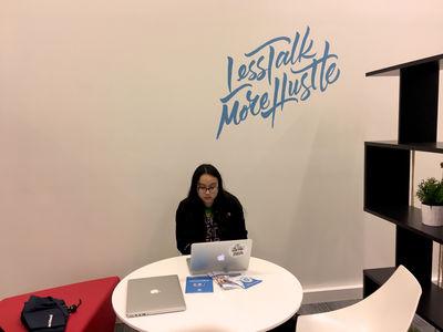 Lauren Welch '17 is the co-founder of Xelpha Health.