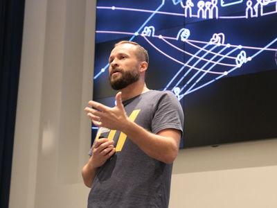 Robert Friedman of the Mozilla Foundation