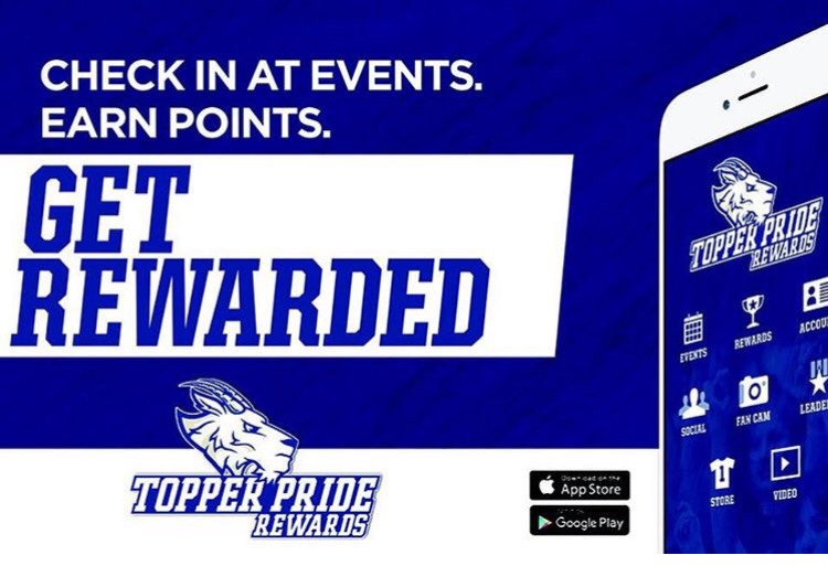 Topper Pride App Graphic