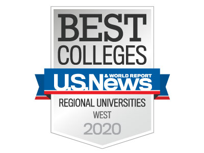 U.S. News and World Report Best Colleges 2020, Regional Universities, West