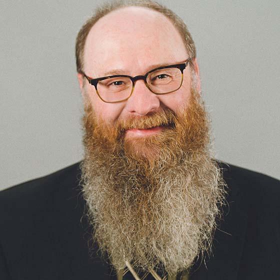 David Waldron, VP of Information Technology