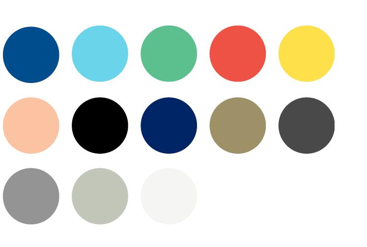 Web palette