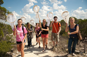 Join Texas Conservation Corps for Trail Work at Wild Basin March 3